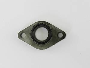 Прокладка карбюратора 4т GY6-50/60/80сс, (текстолитовая с резинкой)