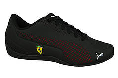 Кросівки чоловічі PUMA FERRARI DRIFT CAT 5 ULTRA (305921 02) чорні