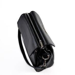 Женская  кожаная сумка М127, фото 2