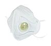 Респіратор KN95 PM2.5 W FFP2 6 шарів, білий