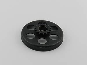 Барабан сцепления 2т цепник, TB-50/60/ Defiant/Navigator