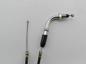 Трос газа 2т китаец с гайкой L-1815 мм