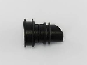 Патрубок воздушного фильтра Honda Dio AF 27/28/Fit (черный)