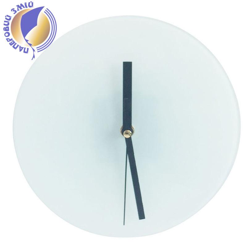Круглые настенные часы для сублимации