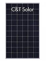 Солнечная батарея (панель) C&T Solar, 285 Вт Poly, фото 1