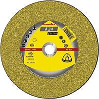 Круг отрезной Клингспор А24 EXTRA 125x1x22,23 мм