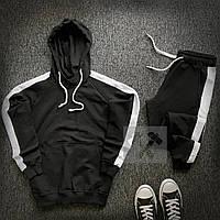 Базовый мужской спортивный костюм без бренда (4 расцветки), чоловічий спортивний костюм без бренду