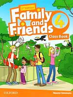 Family and Friends 2nd (second) Edition 4 Class Book (учебник 2-е издание)