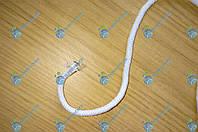 Резинка для масок круглая 3-4мм белая, фото 1