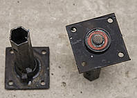 Ступица поворотная 250 мм 32 шестигранник ТМ АРА (мотоблок, пара), фото 1