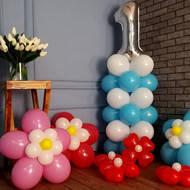 Набор воздушных шаров для комп...