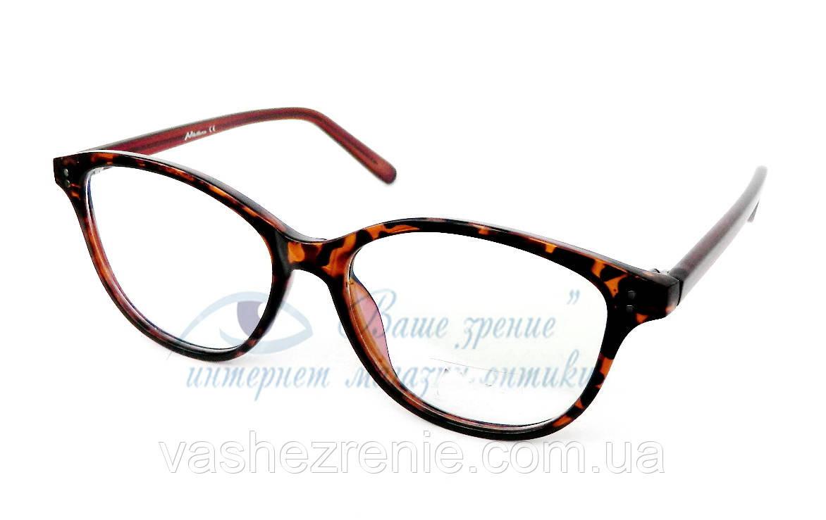 Очки для имиджа и стиля / имиджевые очки Код:8512