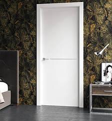 Двери PRIMA 1G - полотно, крашенные белый мат, серия CORTES, фото 2