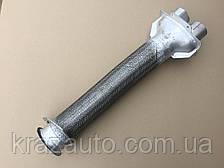 Металлорукав КАМАЗ с тройником в сборе (метал в оплетке) 5320-1203012