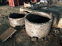 Крупногабаритное литье, сталь, чугун под заказ, фото 2