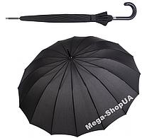 Зонт-трость Doppler 741963-DSZ механический Black