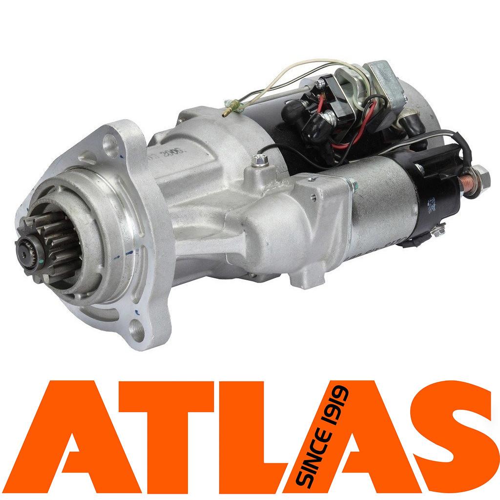Стартер для спецтехники Atlas