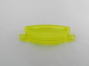 Стекло спидометра Honda Dio AF-27/28/ ZX-34/35/Tact 30/31 (желтое)