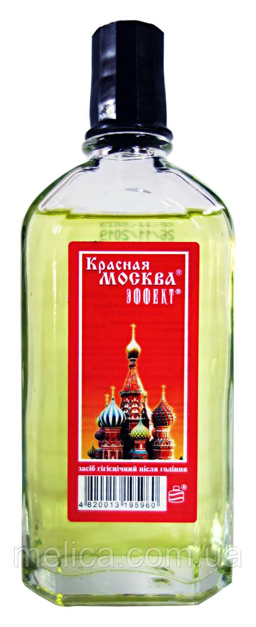 Гигиеническое средство после бритья Эффект Красная Москва - 77 мл.