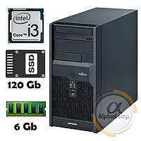 Компьютер Fujitsu P2760 (i3-530/6Gb/ssd 120Gb) БУ