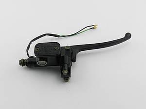 Гидравлическая машинка Yamaha Axis /Aprio/Artistic/Next Zone/ 3KJ (черная)