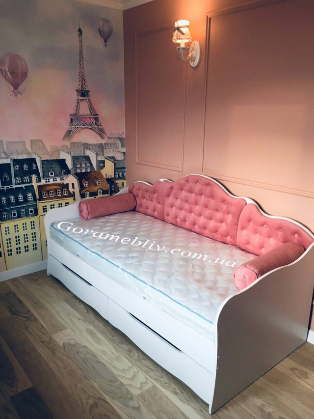 """На фото детская и подростковая кровать """"Л-6"""" отзыв наших покупателей"""
