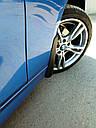 Брызговики MGC BMW 3 F30, F31 Европа 2012-2019 г.в. комплект 4 шт 82162218983, 82162218984, фото 4