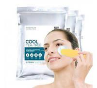 Моделирующая альгинатная маска с экстрактом чайного дерева lindsay premium Cool (Tea-Tree) modeling mask