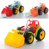 Детский Трактор с ковшем 03503