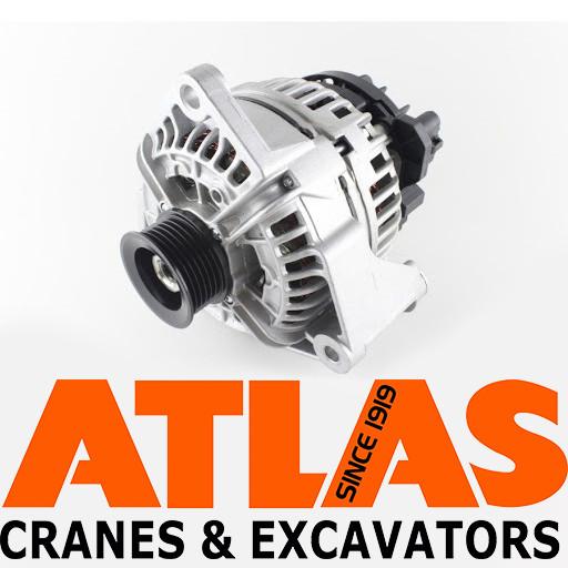 Генератор для спецтехники Atlas