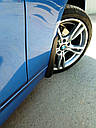 Брызговики MGC BMW 3 F30, F31 Америка 2012-2019 г.в. комплект 4 шт 82162218983, 82162218984, фото 7