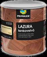 Лазурь Primalex тонкослойная (0,75л)