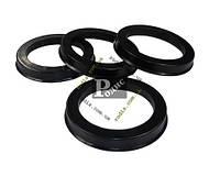 Кольца центровочные 72,1-58,1 - Проставочные кольца для дисков 72.1х58.1
