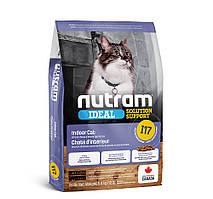 Сухой корм Nutram I17 Ideal Solution Support Indoor Cat 1.13кг