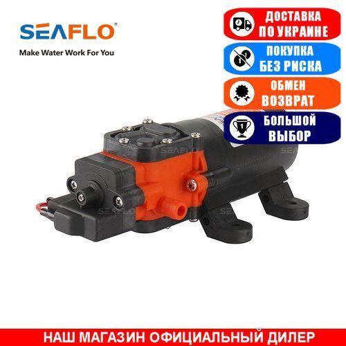 Помпа поверхностная Seaflo 65GPH. SFDP1-012-035-21. Автомат. (Насос для воды).