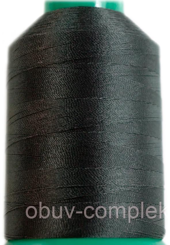 Нить Титан №20 2000 м. Польша цвет (2682) темносірий
