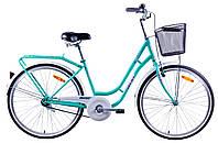 Велосипед Aist Avenue 26 1.0 Женский Бирюзово-белый