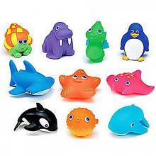 Пищалки, водоплавающие игрушки