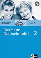 Das neue Deutschmobil 2. Testheft - Тетрадь для тестов