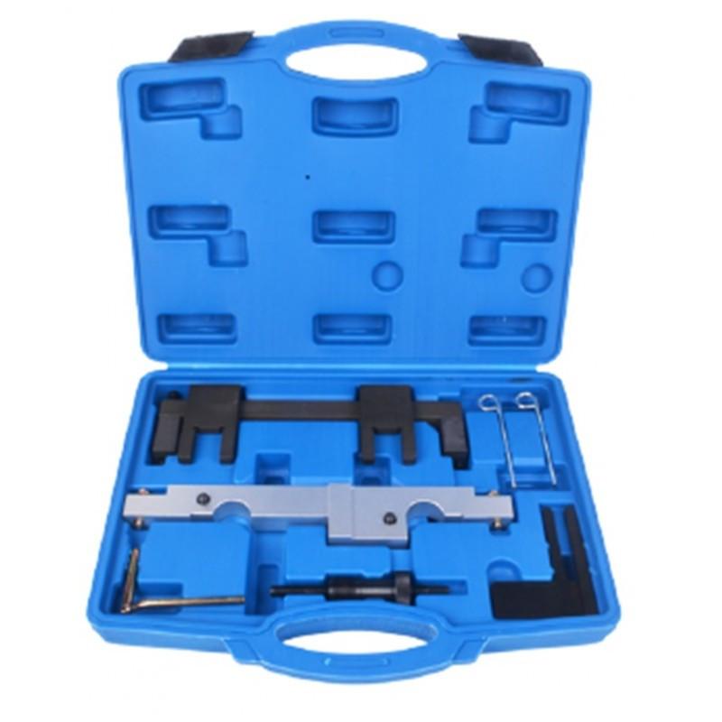 Набор фиксаторов для обслуживания двигателей BMW (N43 1.6, 2.0) 7пр., в кейсе