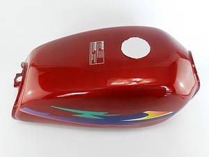 Бак бензиновый Альфа красный