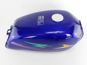 Бак бензиновый Альфа синий