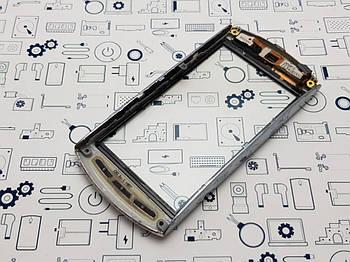 Сенсор Sony Ericsson MT11i серебро Сервисный оригинал с разборки