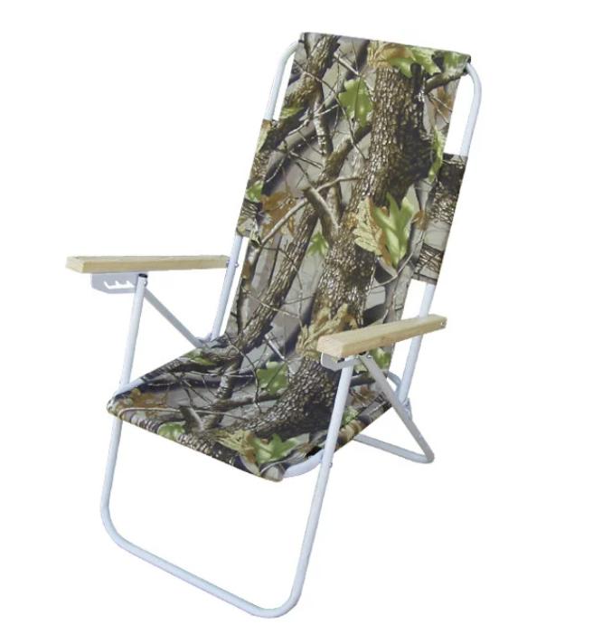 Кресло-шезлонг Mavens Пикник камуфляж (550114)