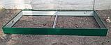 Бордюр для грядок оцинкованный Mavens, 120 х 240 х 38 см, фото 8