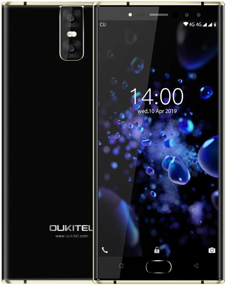 Oukitel K3 Pro   Чорний   4/64gb   4G/LTE   Гарантія  