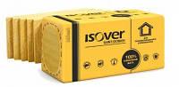Теплоизоляция ISOVER ФАСАД 135 кг/м3, 600х1000х100мм (1,20 кв.м.)