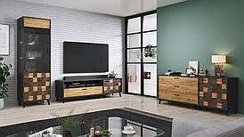 Модульная мебель-комплект SOUL 2 антрацид (CAMA)