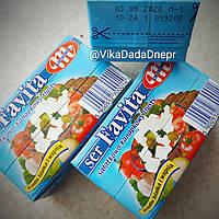 Сыр крем Фета Favita Mlekovita 18% жирности, 270 гр.