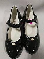 Туфли для девочки  размеры  33, 35, 36, 37, фото 1